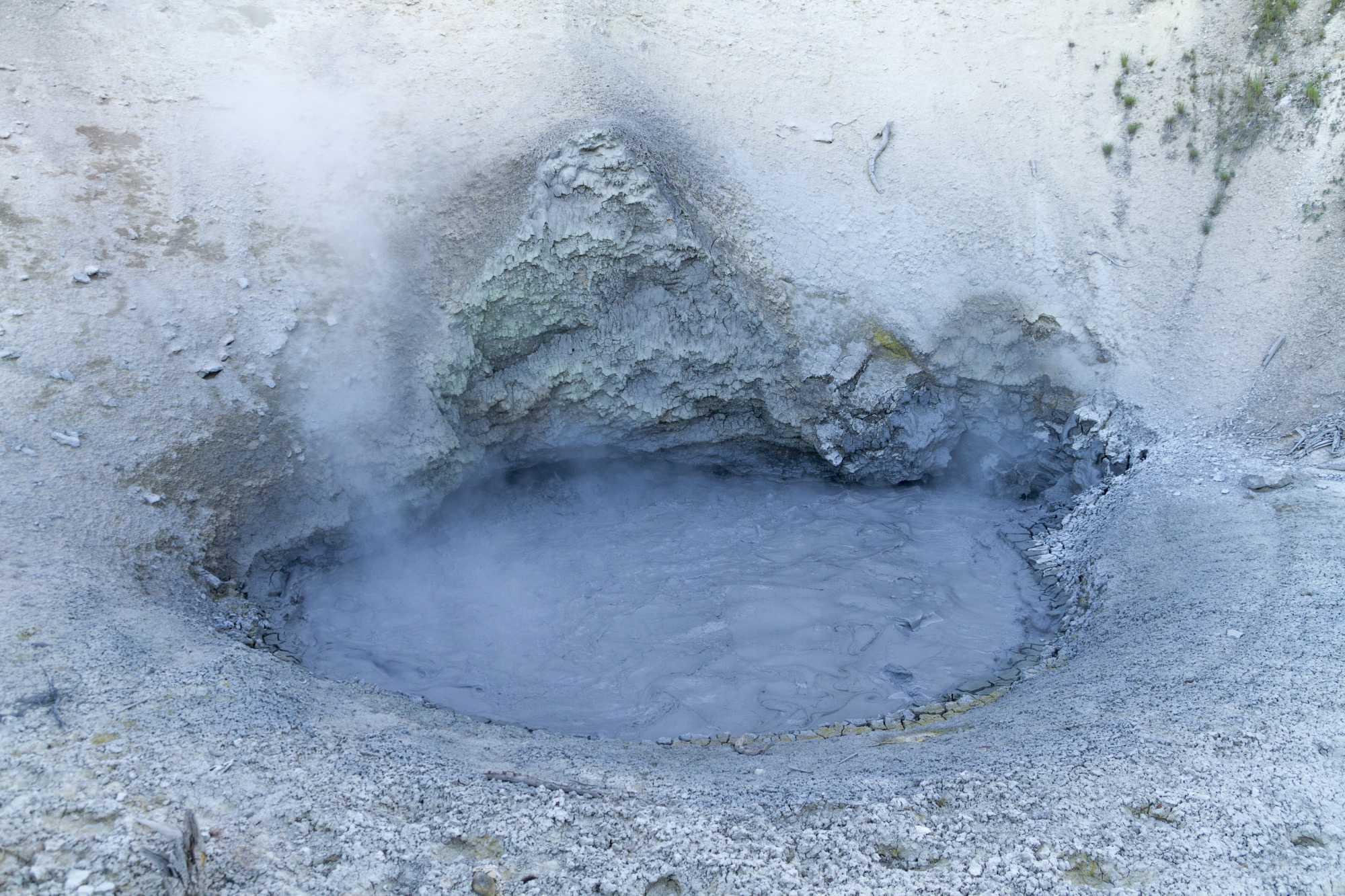 Yellowstone 11 – Interesting people – halfjeep